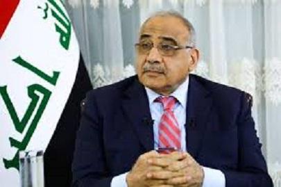 Le premier ministre irakien Adel Abdel Mahdi