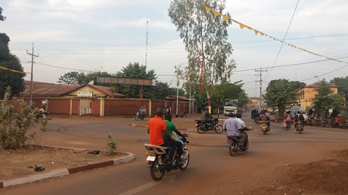 Dans les rues de Kankan