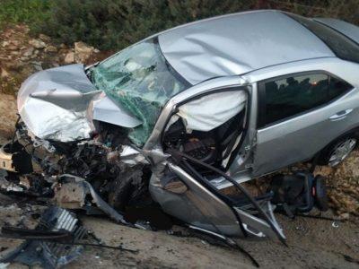 Un accident de circulation (image d'illustration)