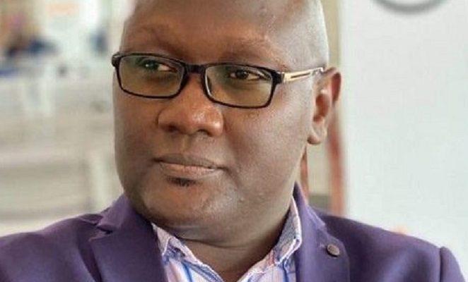 Le journaliste Mohamed Mara