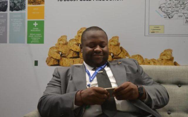 Ibrahima Diallo, DG de la bourse de sous-traitance