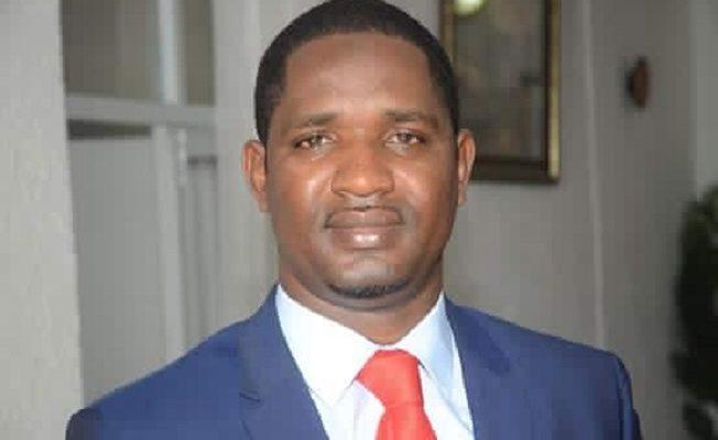 Mouctar Diallo, ministre de la jeunesse et de l'emploi jeunes