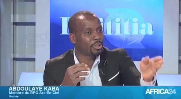 Abdoulaye KABA, Secrétaire à la Presse et à l'information. Coordination RPG AEC Europe