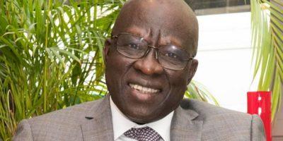 Dr. Sekou Koureissy Condé, député et président de l'Alliance pour le renouveau national (ARENA)