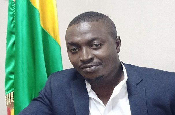Le journaliste Chérif Djiba Sano