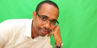 Le lauréat de la 7e édition du prix RFI Théâtre Souleymane Bah, alias Soulay Thiâ'Nguel