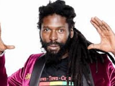 Le reggae man Takana Zion