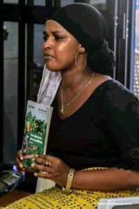 L'écrivaine Halimatou Baldé
