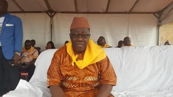 Malick Sankon, Directeur général de la Caisse nationale de la sécurité sociale (CNSS)