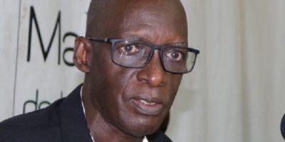 Mamadou Bah Baadiko, président de l'Union des forces démocratiques (UFD)