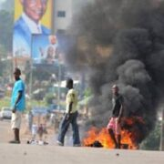 Des jeunes manifestants (image d'illustration)