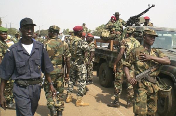 Des militaires bérets rouges (image d'illustration)