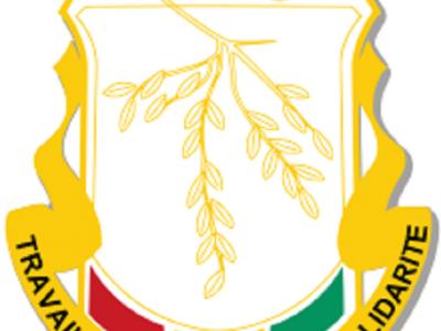 L'armorie de la Guinée