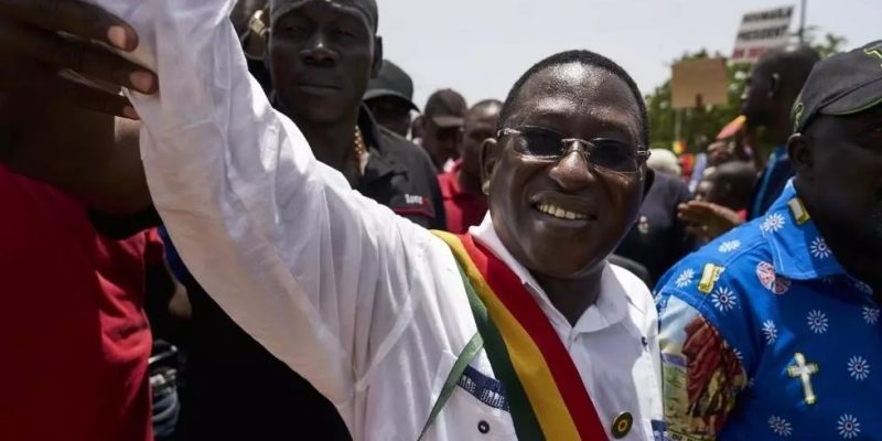 Le leader de l'opposition malienne, Soumaïla Cissé