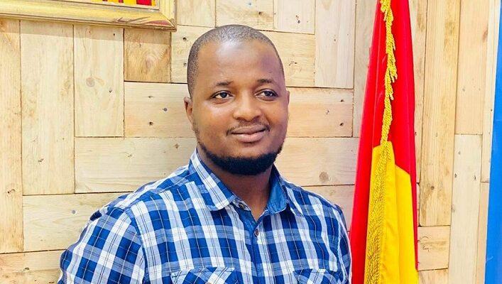 Le poète Elhadj Ousmane Baldé