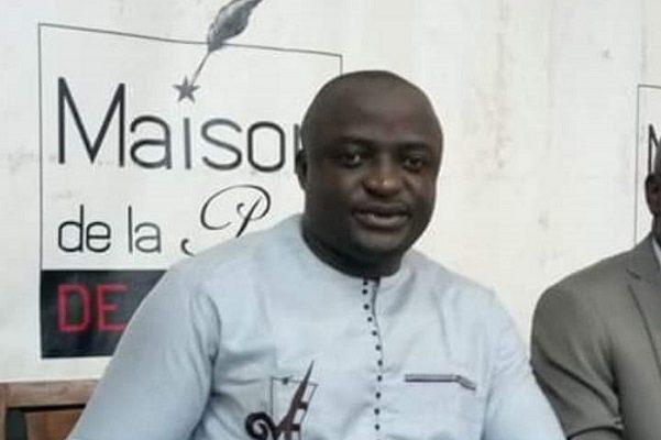 Maître Pépé Antoine Lama, avocat au Barreau de Guinée