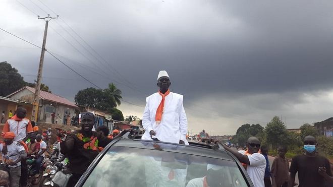 Me Abdoul Kabelé Camara, Président du Rassemblement Guinéen pour le Développement (RGD)