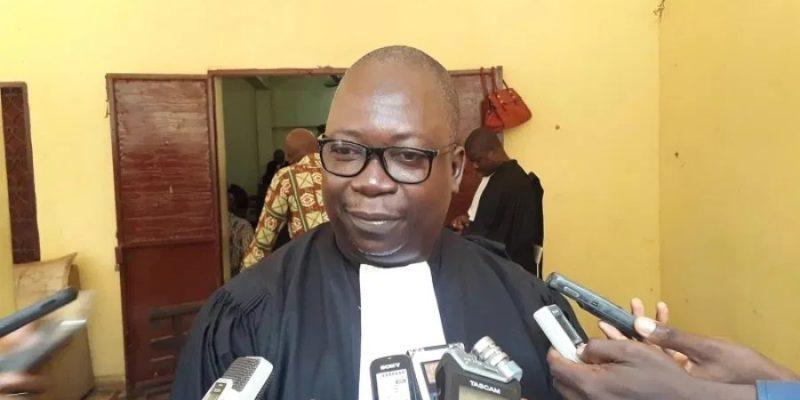 Me Mohamed Traoré avocat à la cour d'appel de Conakry