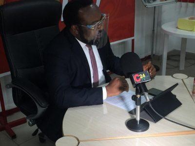 Tony Odeigah, Directeur Général la United Bank for Africa (UBA)