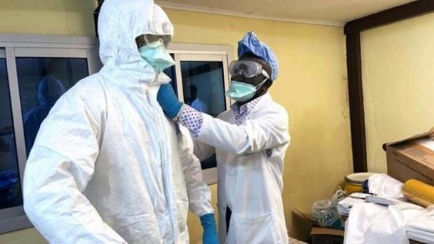 Des membres du personnel médical (image d'illustration)