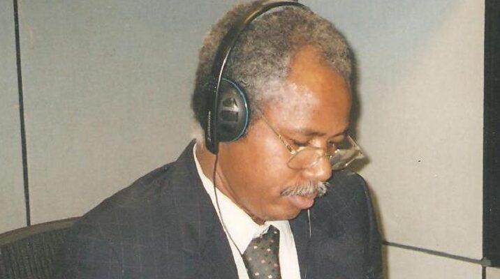 Amadou Diallo, journaliste à la BBC Afrique