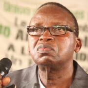 Ibrahima Chérif Bah, Vice-président de l'Union des forces démocratiques de Guinée (UFDG)