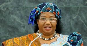 Joyce Banda (Malawi)