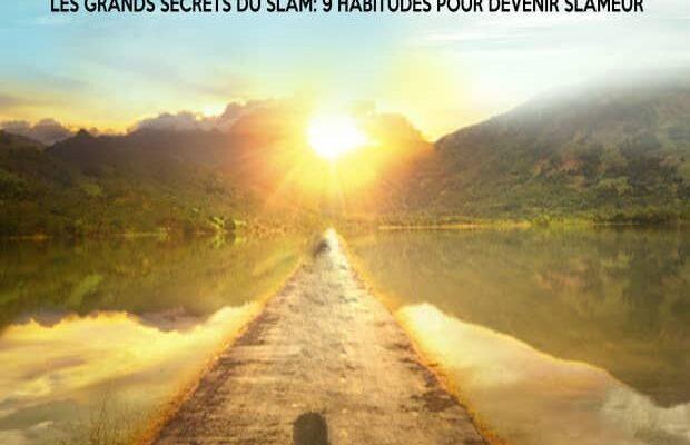 La couverture du livre « Le slameur de l'ombre » de l'auteur Abdoulaye Bademba Barry