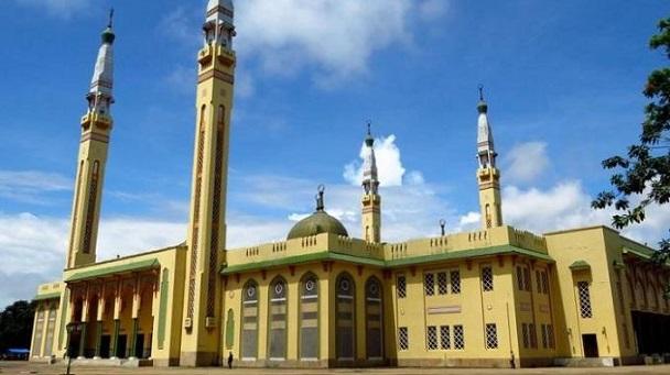 La grande mosquée Fayçal