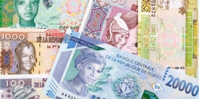 La monnaie guinéenne, le franc guinéenne