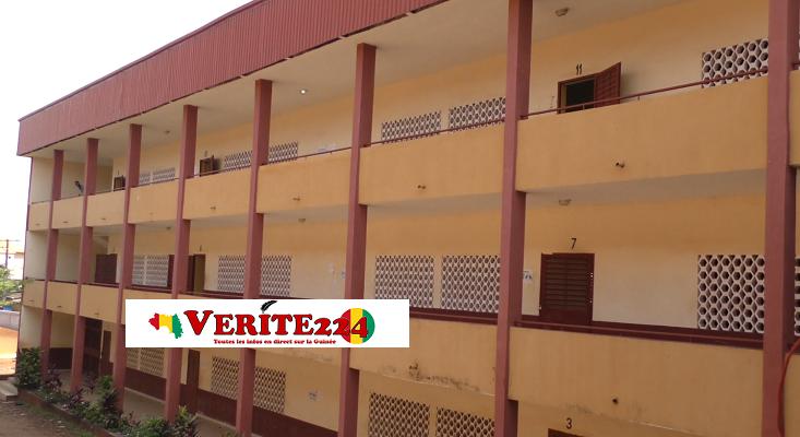 Le Lycée Leopold Sedar Senghor de Yimbaya, une des meilleures écoles publiques de Matoto