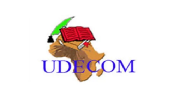 Le logo d'UDECOM