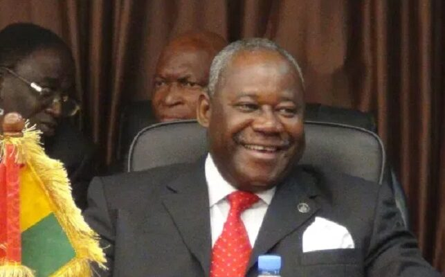 Mamadou Beau Keita, ancien ministre de l'intérieur