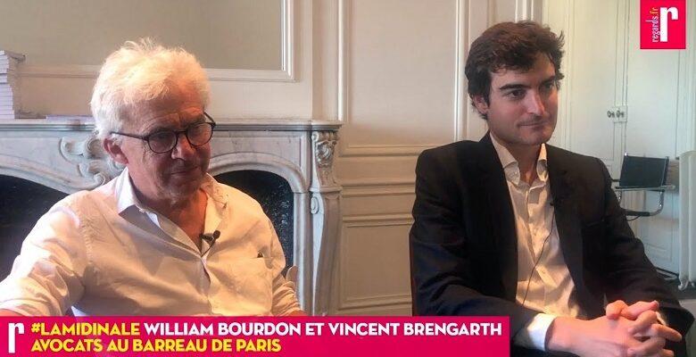 Me William Bourdon et Me Vincent Brengarth, avocats au Barreau de Paris