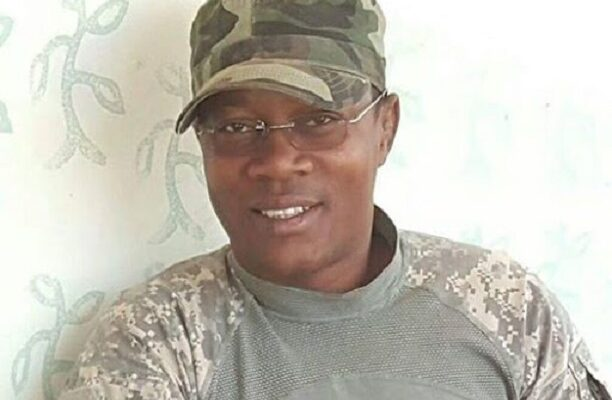 Ousmane Gaoual Diallo, ancien député et directeur de la communication de l'Union des forces démocratiques de Guinée (UFDG)