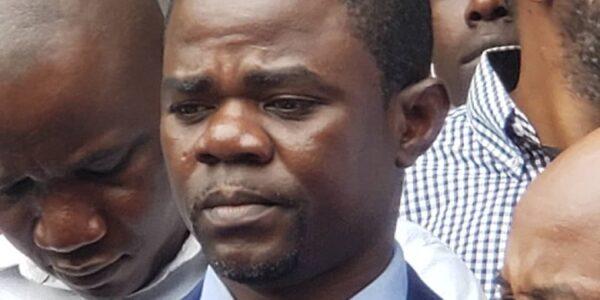 Pépé Francis Haba, Président de l'UGDD