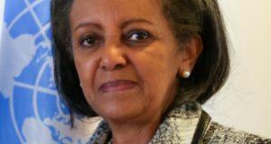 Sahle-Work Zewde (Éthiopie)