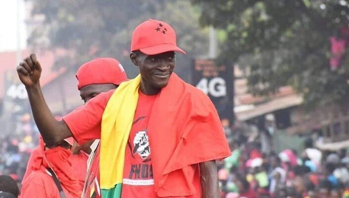 Sékou Koundouno,responsable des stratégies et planification du FNDC