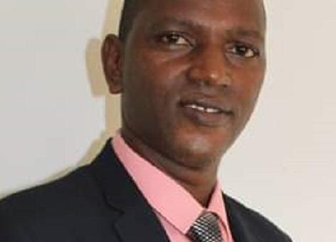 Alpha Oumar Taran Diallo, président de l'Alliance démocratique pour le renouveau (ADR)