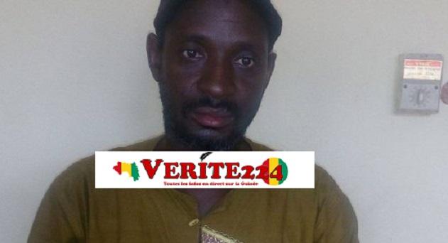 Aly Kaké, inspecteur régional intérimaire de l'enseignement technique dans la région administrative de Kankan