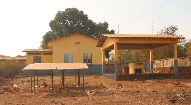 Dans les locaux de l'hôpital préfectoral de Mandiana (image d'illustration)
