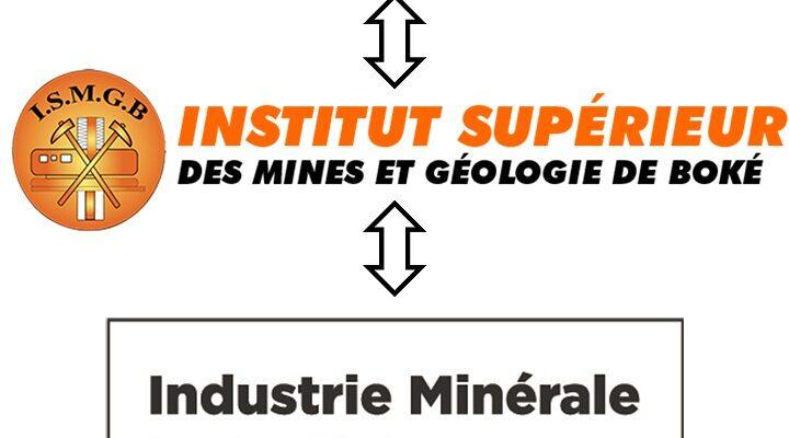 L'Institut supérieur des mines et géologie de Boké L'ISMGB désormais partenaire d'une Chaire de Recherche et de Formation internationale avec le soutien d'AMR