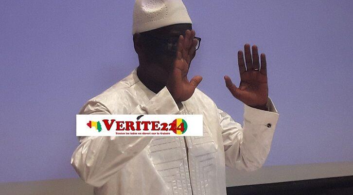 Me Djibril Kouyaté, réélu bâtonnier de l'ordre des avocats