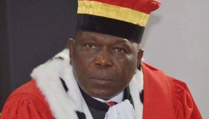 Mohamed Lamine Bangoura, Président de la Cour constitutionnelle