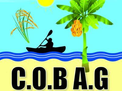 Le logo de la COBAG