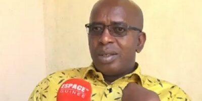 Ibrahima Sory Cissé, président de la Génération sans tabac