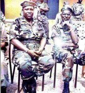 Lieutenant-colonel Manou Cissé
