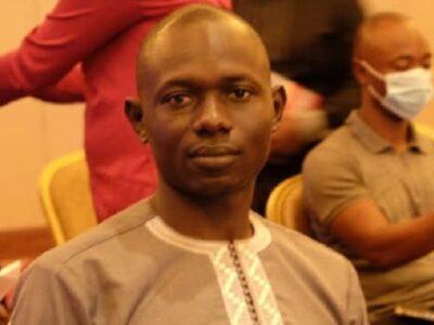 Amadou M'Bonet Camara, fondateur et administrateur général du site Guinee114