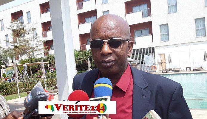 Ibrahima Sory Cissé, Président de la Génération sans tabac-Guinée