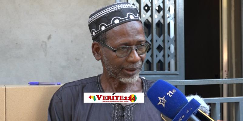 Madany Diallo, père d'Almamy Aguibou Diallo